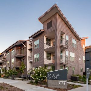 Capitol Yards Apartments, Sacramento California