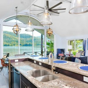 North Idaho Vacation Rental Property Photography