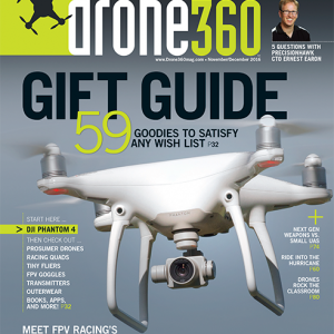 RL Miller Photography Published in Drone 360 Magazine