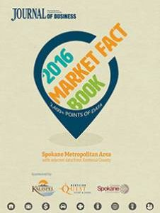 Spokane Journal of Business 2016 Market Fact Book