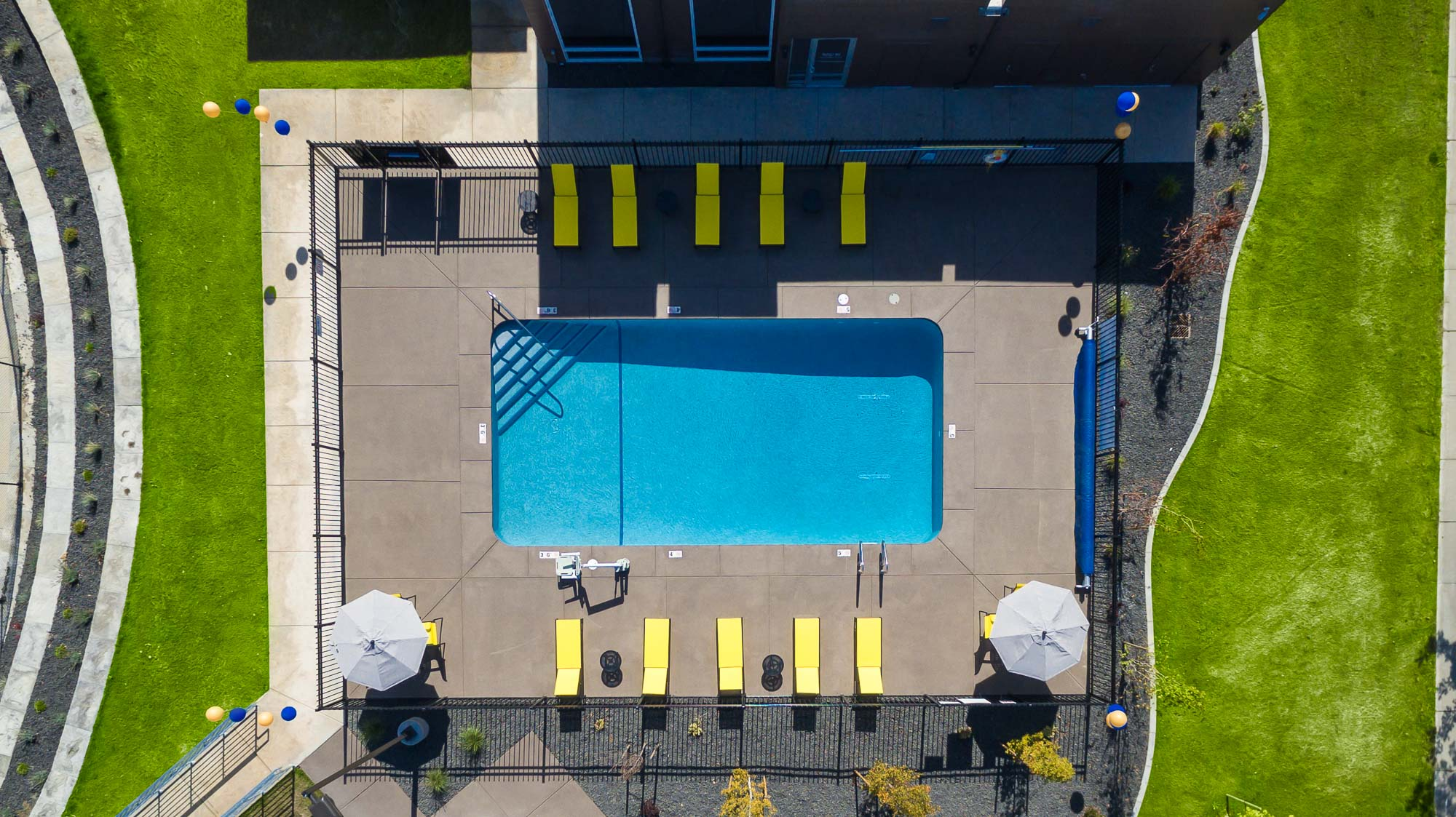 Jake at Indian Trail Aerial Drone Photography in Spokane