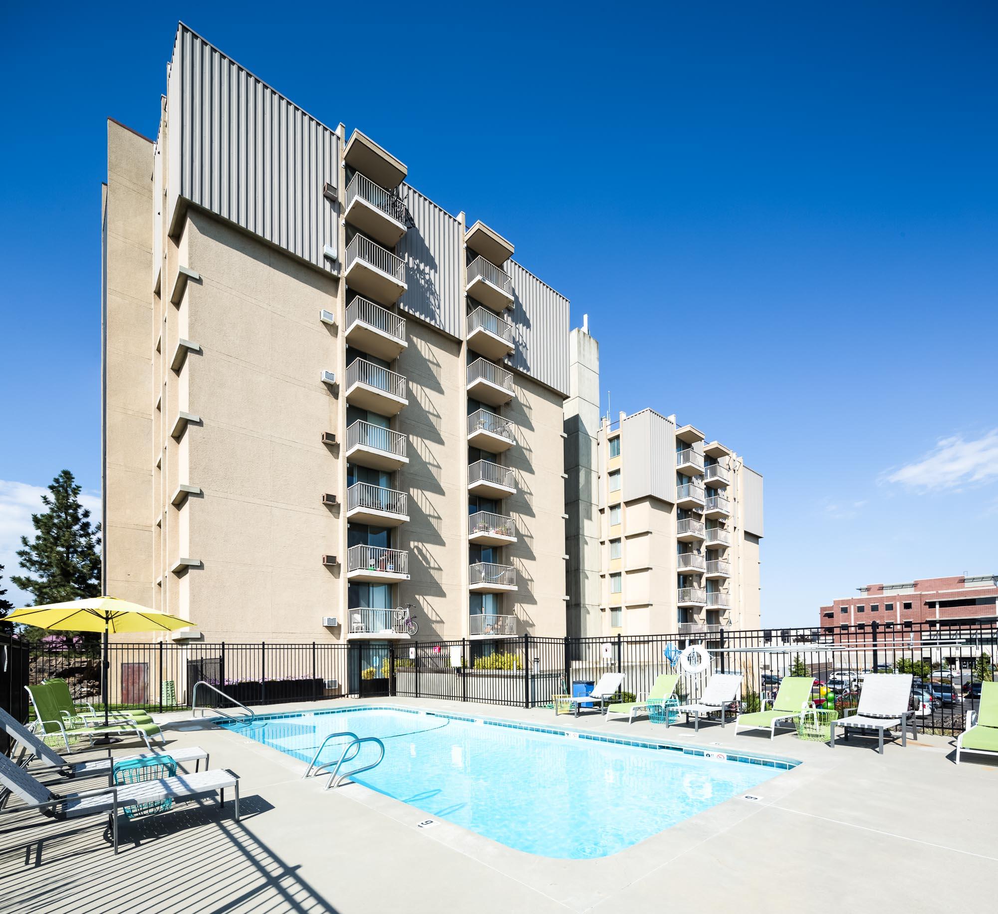Altura Apartments Spokane Washington