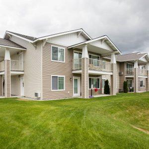 Carrington Place Coeur d'Alene Idaho Architectural Apartment Photography