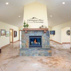 Carrington Place Coeur d'Alene Idaho Interior Design Photography