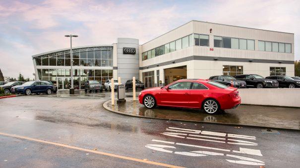 Autonation Bellevue Audi RL Miller Photography - Bellevue audi