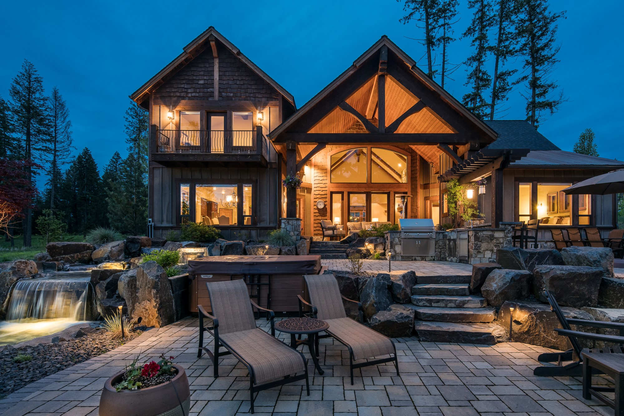 The Falls At Hayden Lake Luxury Real Estate Rl Miller